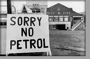 La vrais-fausse crise pétrolière